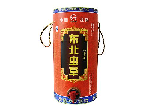 东北虫草酒