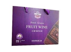 山葡萄鲜果酒